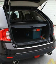 Trunk Shade BLACK Cargo Cover For Ford Edge 2011 - 2013 High-Equipped Model