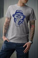 Gonzo inspired T-Shirt Hunter S Thompson fear and loathing