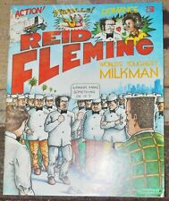 Reid Fleming The World's Toughest Milkman #1 (3rd printing) FREE SHIPPING
