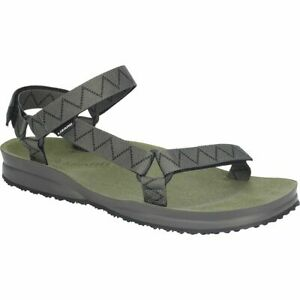 Lizard Creek IV Sandalo uomo outdoor trekking mare verde zig smoked green