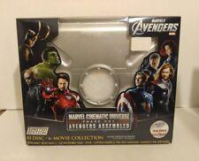 Marvel Cinematic Universe Phase One: Avengers Assembled Limited Ed. Blu-ray Set