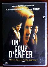 """(H12)DVD - UN COUP D'ENFER - Dans la lignée de """"Usual Suspects"""" - Neuf -"""