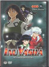 Viz Video INUYASHA Volume 24 Severed Identities DVD Pre-owned