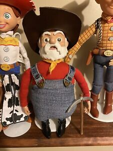 Custom Toy Story Prospector Stinky Pete