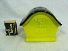 Schöne Goebel Porzellan Spardose Briefkasten / moneybox letter box 50 07 78 10