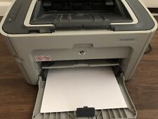 HP LaserJet P1505 Printer Workgroup CB412A Tested Working