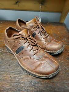 Red Wing Shoes Alley 4031 Brown Leather Casual Walking Oxford Mens US Size 9 D