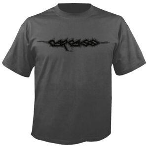 CARCASS - Logo - charcoal - T-Shirt
