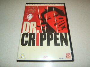 DR. CRIPPEN : DONALD PLEASENCE  REGION 2 DVD