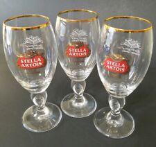 2 Steen Brugge Goblets  0.25 cl Stemmed Beer Glass Belgium