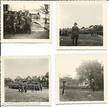 4 Fotografien Luftwaffe Deutsche Wehrmacht Foto-Hieber Rottenburg / Neckar