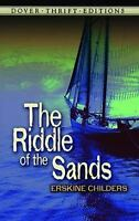 The Riddle of the Sands (Dover Thrift Editions) by Erskine Childers