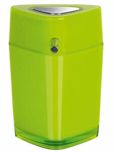 Spirella Trix Acrylic Kiwi Green Soap Dispenser Original Swiss Branded Product