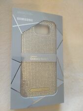 SWAROVSKI FOR SAMSUNG Note 5 New Retail Box Authentic Crystal Covered Case