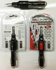 Flat/Slotted Multi-Piece Driver Set Screwdrivers