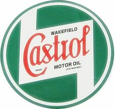 Castrol Collectable Petrol Advertising