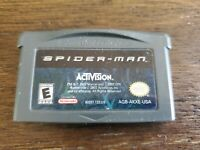 Spider-Man (Nintendo Game Boy Advance, 2002)