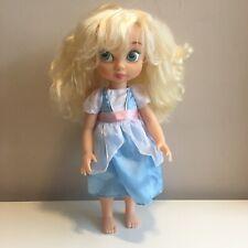 CINDERELLA Disney Store Animator Princess Doll Gift