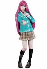Rosario + Vampire Moka Akashiya Anime Cosplay Costume School Uniform