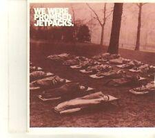 (DR682) We Were Promised Jetpacks, Quiet Little Voices - 2009 DJ CD