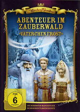 Abenteuer im Zauberwald - Väterchen Frost - DVD