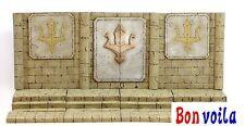 Saint Seiya Myth Cloth Decoration Scene Socle Stand Diorama Poseidon Sea SC40