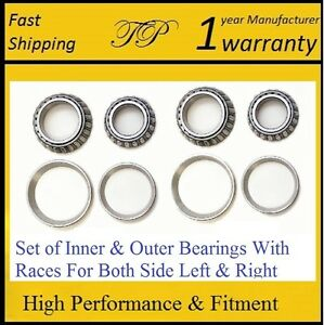 1988-2002 CHEVROLET C3500 Front Wheel Bearing & Race Kit (Exclude 15000lb)