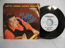 Chubby Checker, Twenty Miles / Let's Limbo Some More, 1963, Parkway, P 862