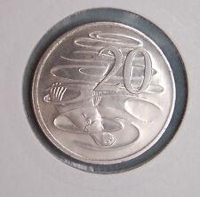 2001 20 cent UNC coin Platypus ex mint set