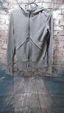 NIKE Damen Long Sleeve Hoody TRADITION, Charcoal Medium 380523-071