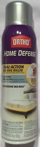 Ortho Home Degense Dual-Action BedBug Killer, 18 oz Spray Can