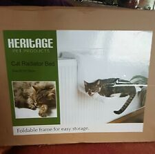 Heritage collection Cat Fleece Radiator Bed - Boxed