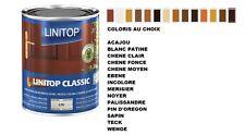 Lasur Decorative Hohe Schutz Schlechtes Wetter UV 1 L Linitop Color Auswahl