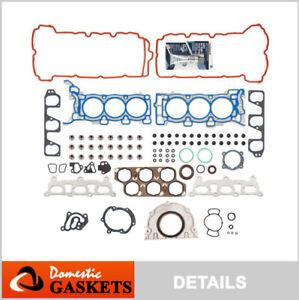 Fits 08-09 Pontiac G8 3.6L 24-Valve DOHC MLS Full Gasket Set VIN 7