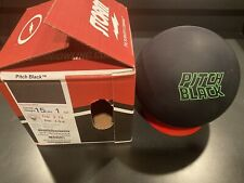 Storm Pitch Black Bowling Ball 15lbs NIB Urethane