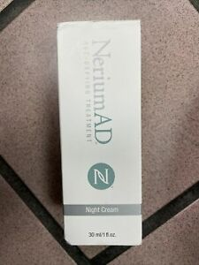 Nerium AD Age-Defying Night Cream Original Formula, New/Sealed