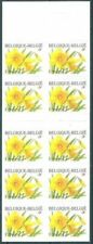 Belgium**NARCISSUS-Flowers- Booklet  10stamps-2001-MNH-NARCIS-Fleur-Blumen-bloem