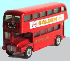BUDGIE TOYS  Bus AEC Routemaster Golden   Livraison dans le Monde entier