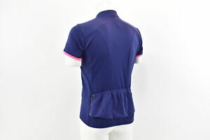 Specialized Women's RBX Sport Short Sleeve Cycling Jersey Dp Indigo/N Pink L New