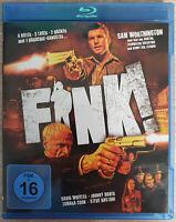 Fink! Bluray Neuwertig Like New Blu-ray Sam Worthington Tamara Cook