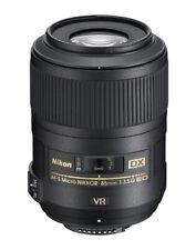 Nikon AF-S DX NIKKOR Micro 85mm 3.5 G ED VR Ausstellungsstück Topzustand * X0221