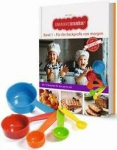 Kinderleichte Becherküche - Für die Backprofis von morgen (Band 1)   Birgit Wenz