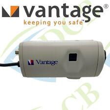 VANTAGE VGC750 BOX CCTV SECURITY CAMERA OUTDOOR COLOUR CS MOUNT