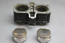 Kawasaki 87-96 Ninja 500 97-09 500r Engine Motor Piston Cylinders Block Jug