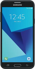 Samsung Galaxy J7 POP(2017) SM-J727U 16GB  Black Factory Unlocked AT&T,T Mobile