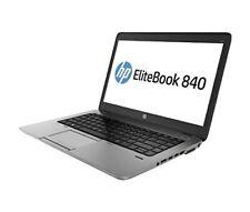 """HP Elitebook 840 i5 4300U 1,9GHz 8GB 256GB 14"""" UMTS Win 10 Pro 1920x1080"""