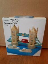 Schylling Paper Nano Tower Bridge Paper Craft