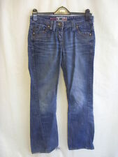 River Island Distressed Mid L30 Jeans for Women