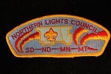 NORTHERN LGHTS COUNCIL - SD, ND, MN, MT -  BSA CSP