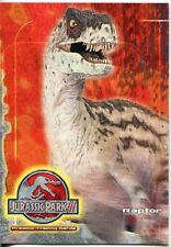 Jurassic Park III 3D Promo Card JP3-3